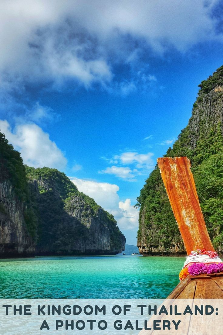 During our two months in Thailand we spent time in Bangkok, Chiang Mai, Pai, Krabi, Phi Phi, and Phuket mostly just riding scooters and taking in all there was to see. This is a photo gallery of some of our favorite places in Thailand.