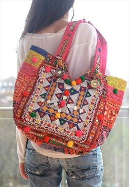 Banjara Boho Beach Bag | clothesss | Pinterest | Boho