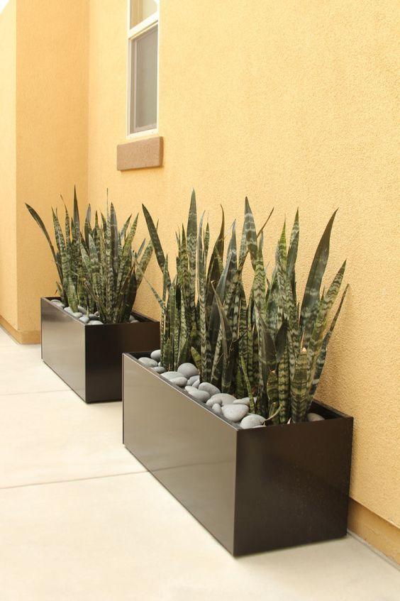 Jardineras que caben perfectamente en espacios peque os for Jardineras para interiores