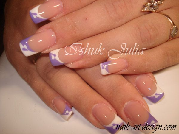 Frenchmanicuredesigns French Manicure 2013 Nails Nail Design