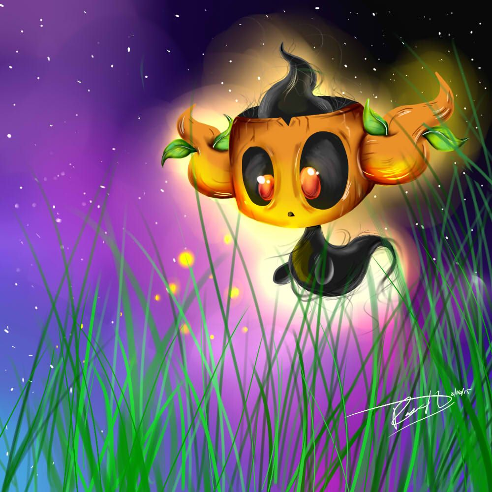 Phantump scary ghost stories pokemon ghost stories