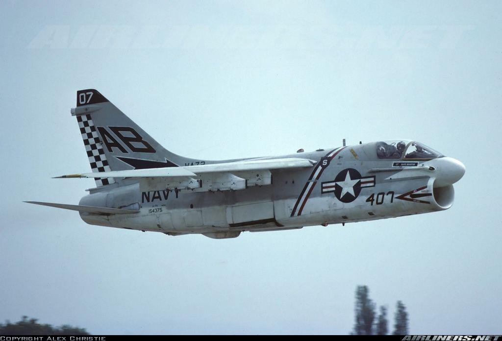 LTV A-7B Corsair II