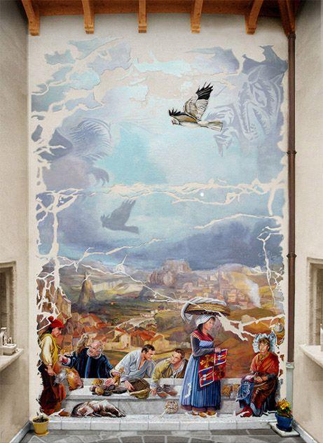 Renaissance by Patrick Commecy & A.Fresco (Le Puy en Velay, France)