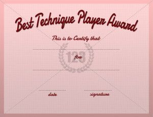 Training Certificate Template  Certificate Templates