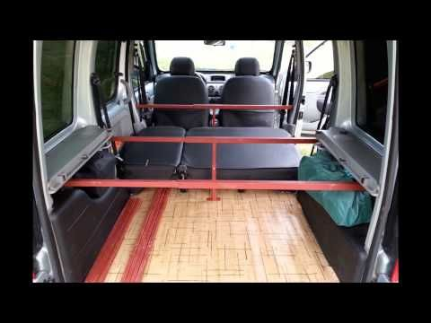 2008 renault kangoo exspression camping car berlingo. Black Bedroom Furniture Sets. Home Design Ideas