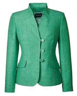 dd5b54eb841cda Seidenjacke (grün) von HIGHMOOR - Jacken - Bekleidung - Damenmode Online  Shop - Frankonia.de