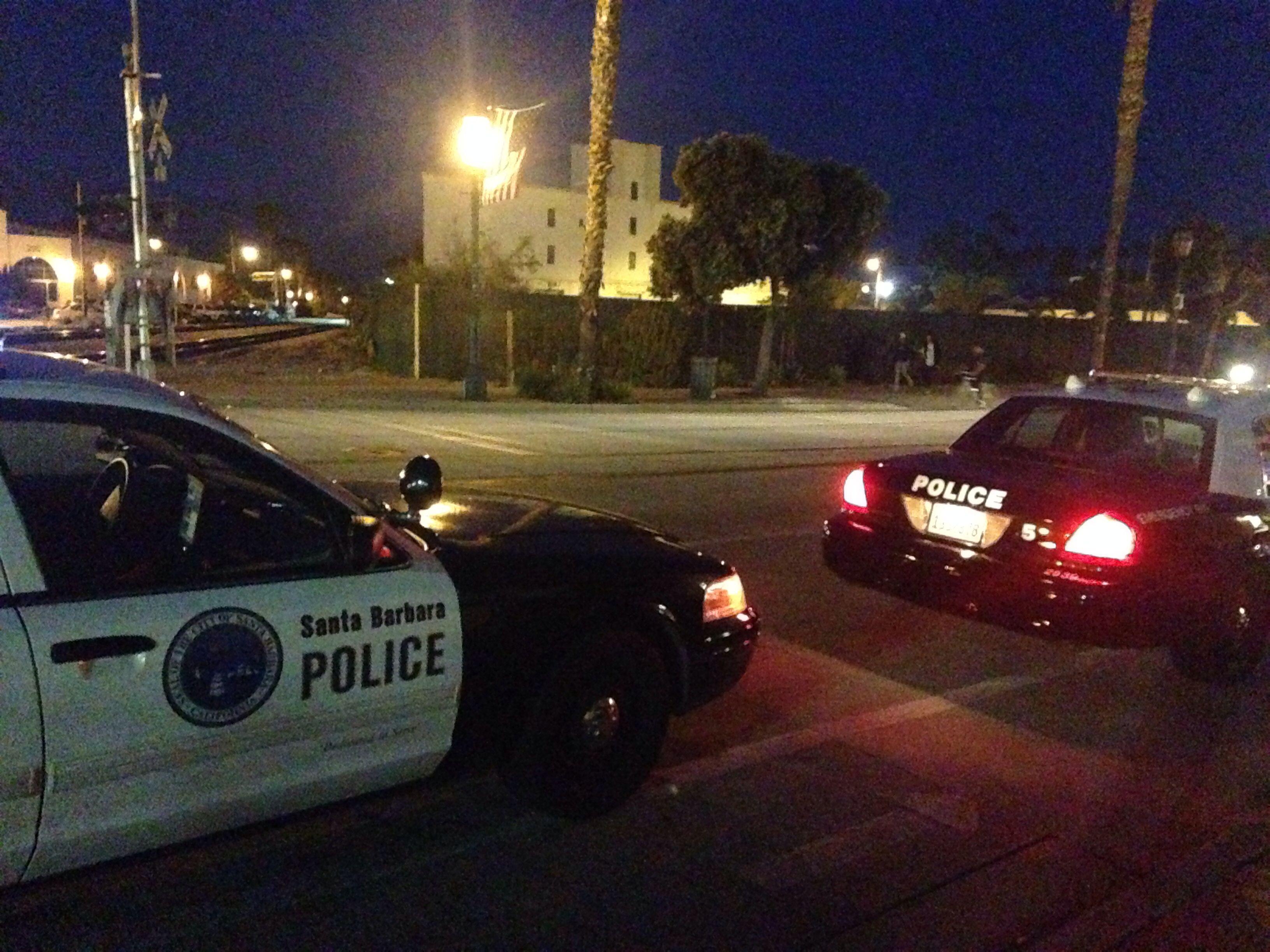 Santa Barbara Pd Police Police Dept Police Cars