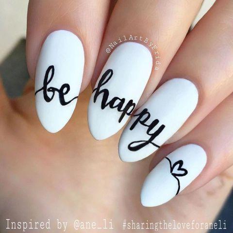 Der ultimative Leitfaden zum Finden der perfekten Nagelform #nailsshape