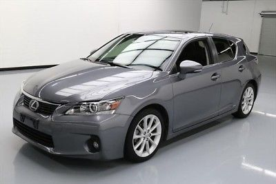 Lexus CT 200h Texas Direct Auto 2013 Used 1.8L I4 16V
