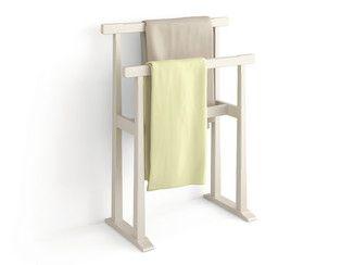 Mobili scandola ~ Toallero de pie de madera toallero scandola mobili carpintería
