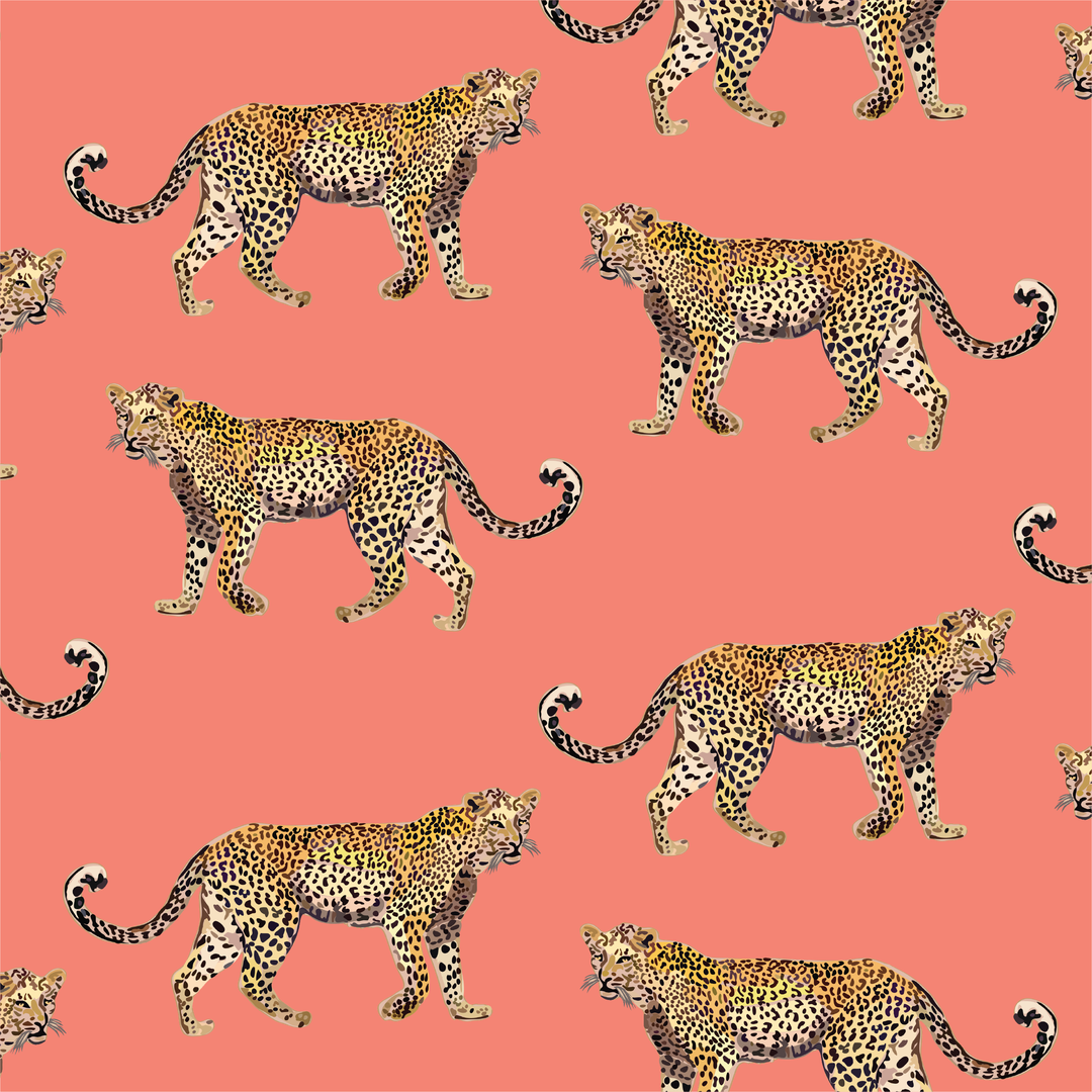 Cheetahs Peel & Stick Wallpaper Cheetah wallpaper
