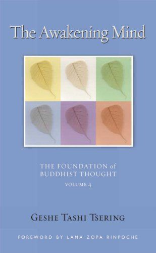 The Awakening Mind The Foundation of Buddhist Thought Volume 4 * You can get additional details at the image link.