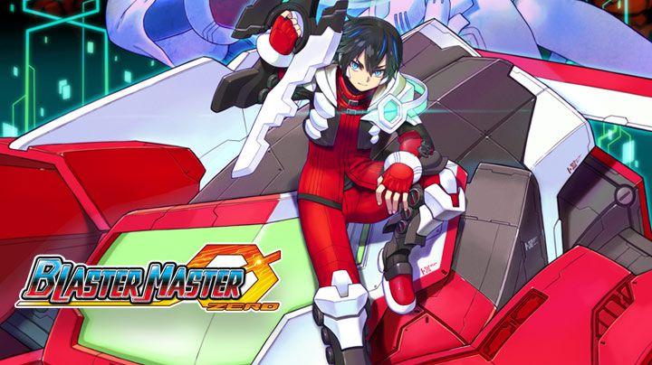 blaster master zero 3ds inti creates nintendo 3ds video game development