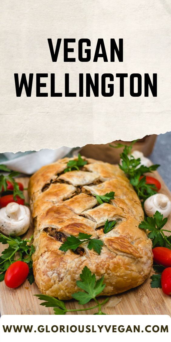Try this Vegan Wellington recipe! With these easy cooking steps you will surely love this vegan reci...