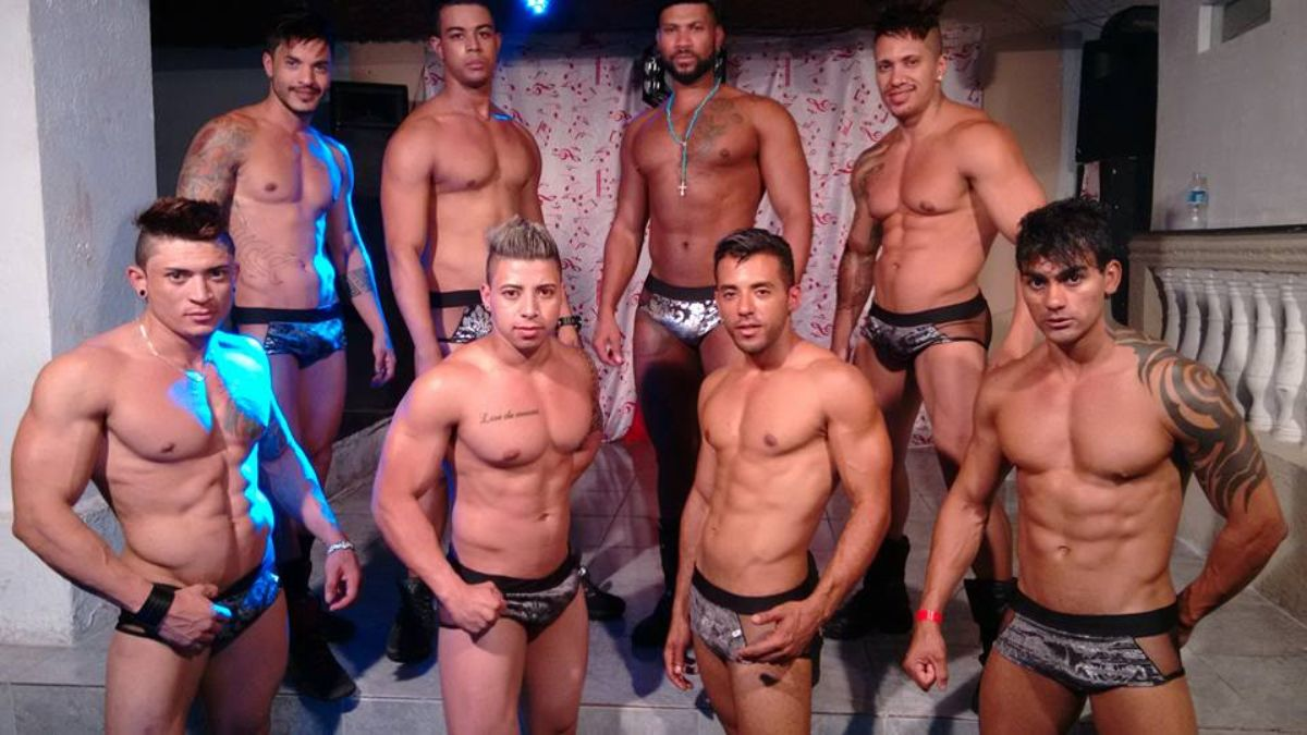 Las vegas strip gay bar