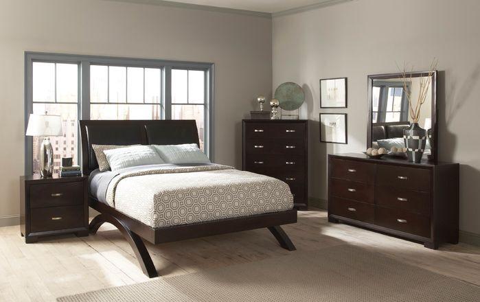 1313 Series Sleigh Customizable Bedroom Set Bedroom Pinterest