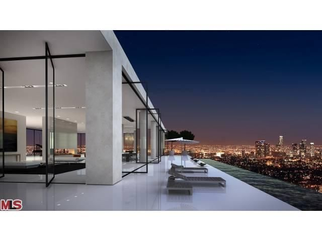 The most expensive penthouse for sale in los angeles at for Penthouses for sale los angeles