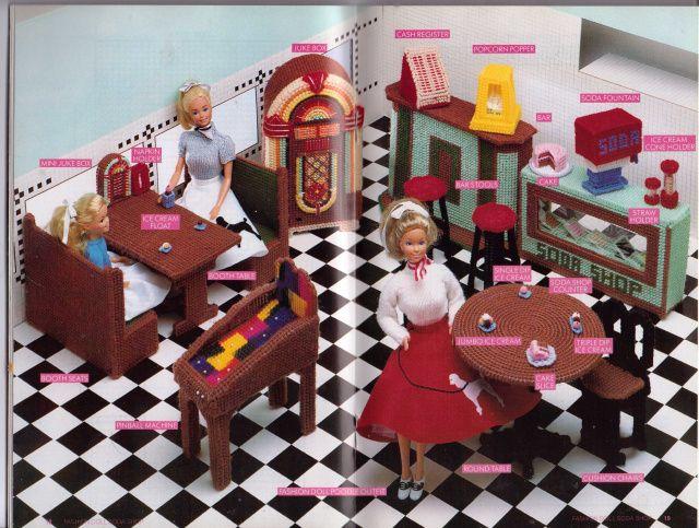 Mobili barbie ~ Mobili di bambola barbie mostro alta fashion royalty bambole