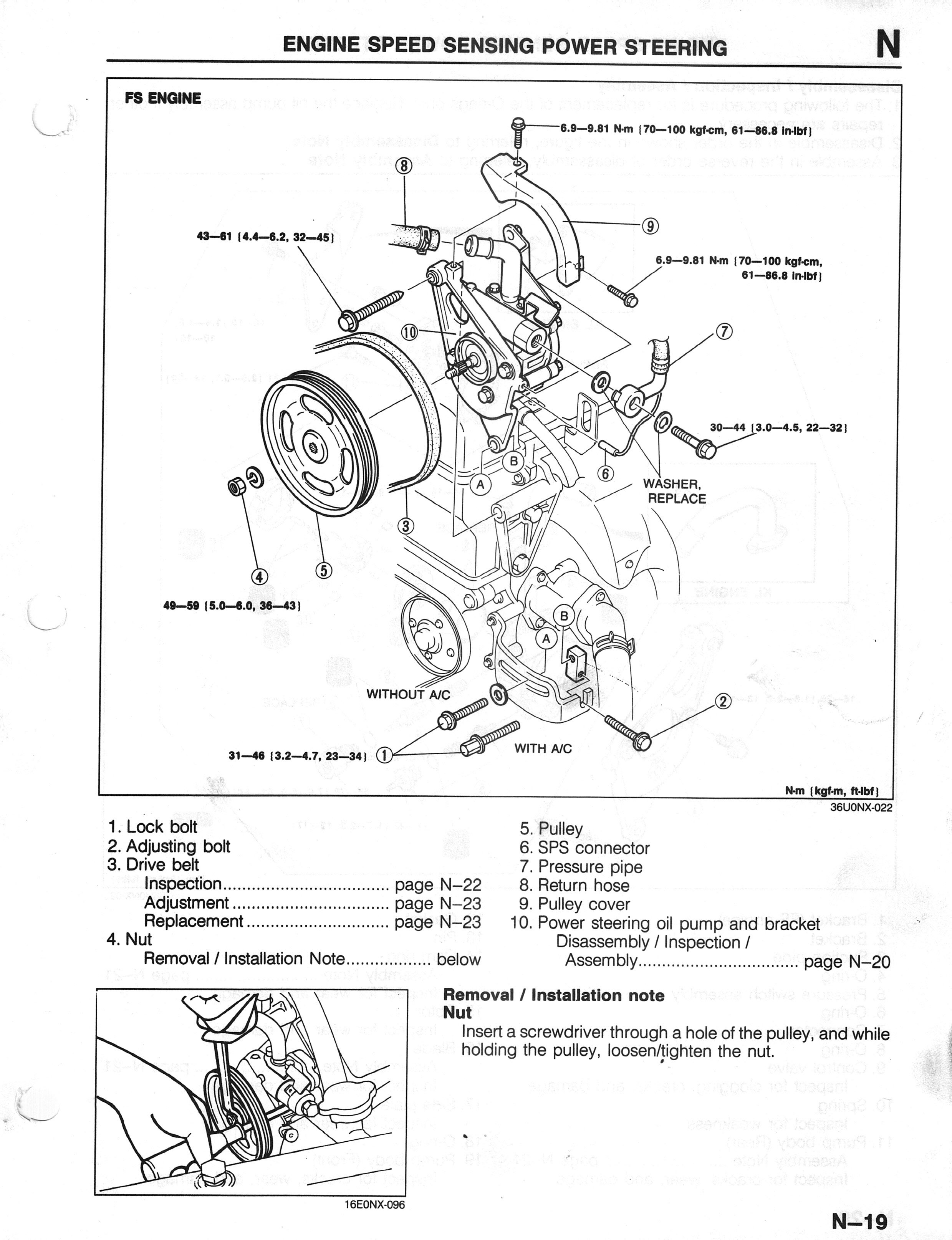 1999 mazda b3000 engine diagram 1999 mazda millenia engine diagram