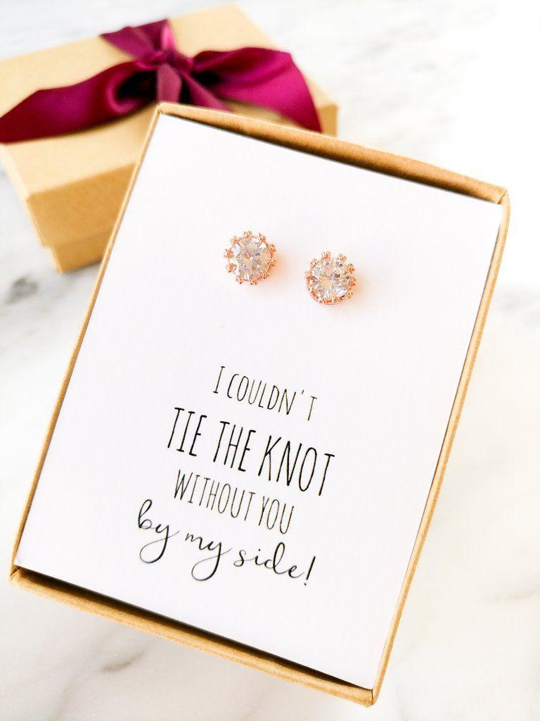 Bridesmaid Gifts/Wedding Ideas/Budget Wedding/Rustic Wedding/Fall ...