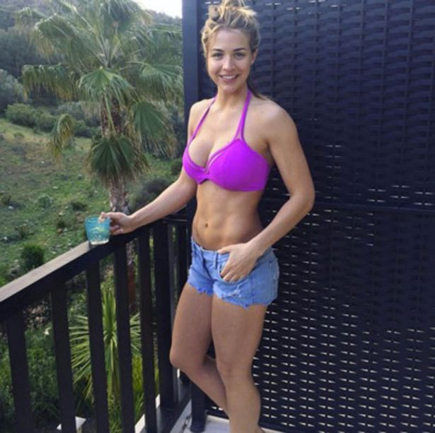 Gemma Atkinson Quot Mirror Co Uk Quot Blonde Attitude