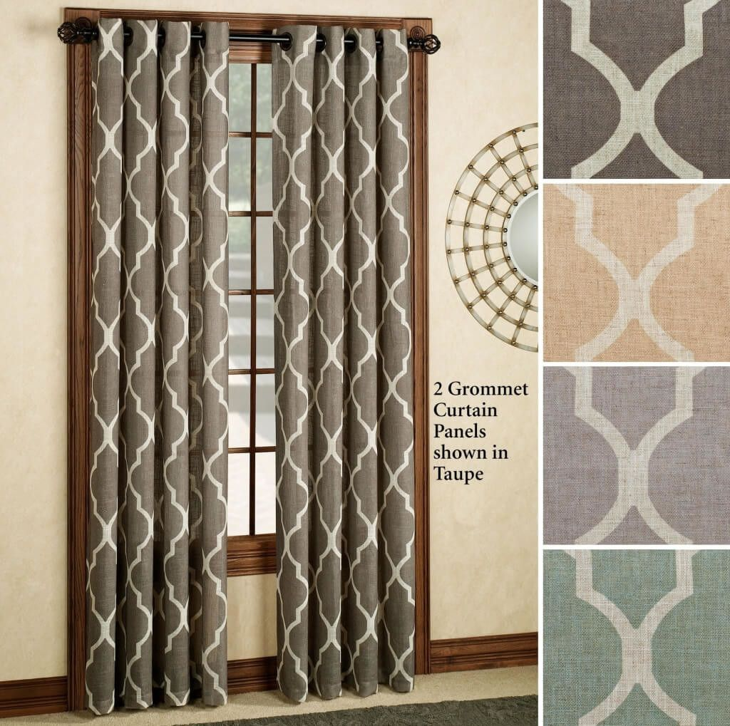 curtain copeland new made ready eyelet astounding lined picture next retro ideas precious geometric curtains
