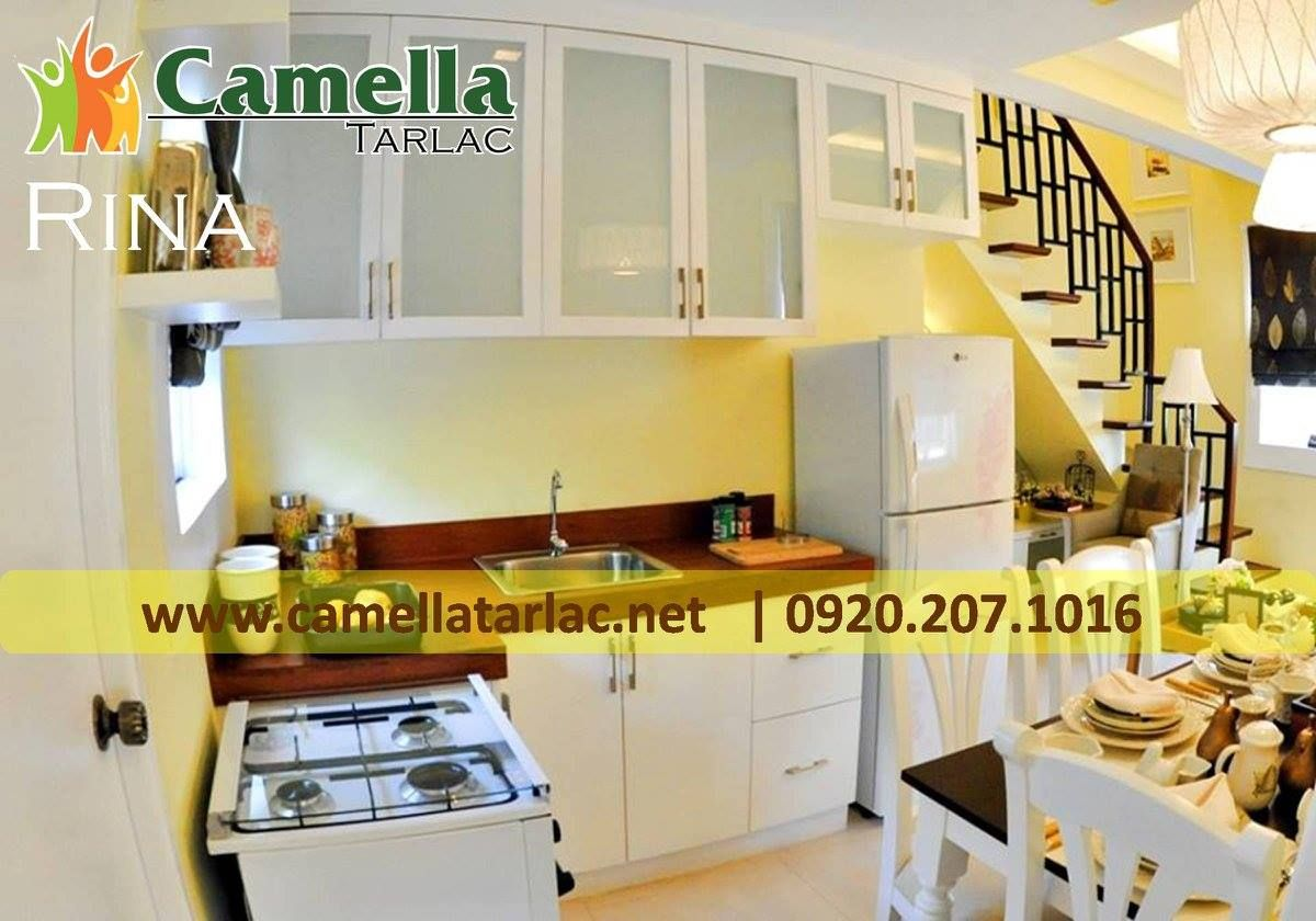 Rina Features Features Flr Area 40sqm Lot Area 66sqm
