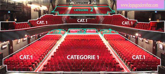 Theatre Edouard 7 Plan De Salle Recherche Google