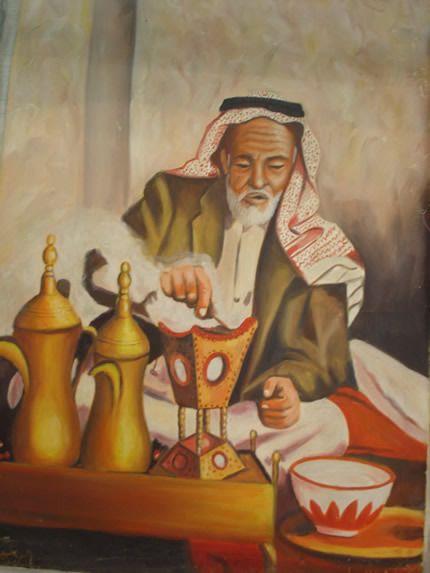 Painting From Iraq Arabian Art Arabic Art Britto Art