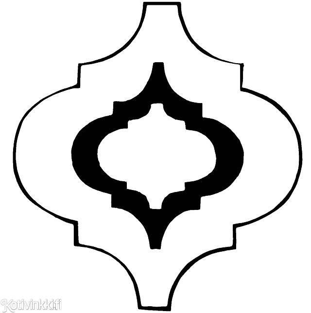 Marokkolaiset laatat   Kotivinkki