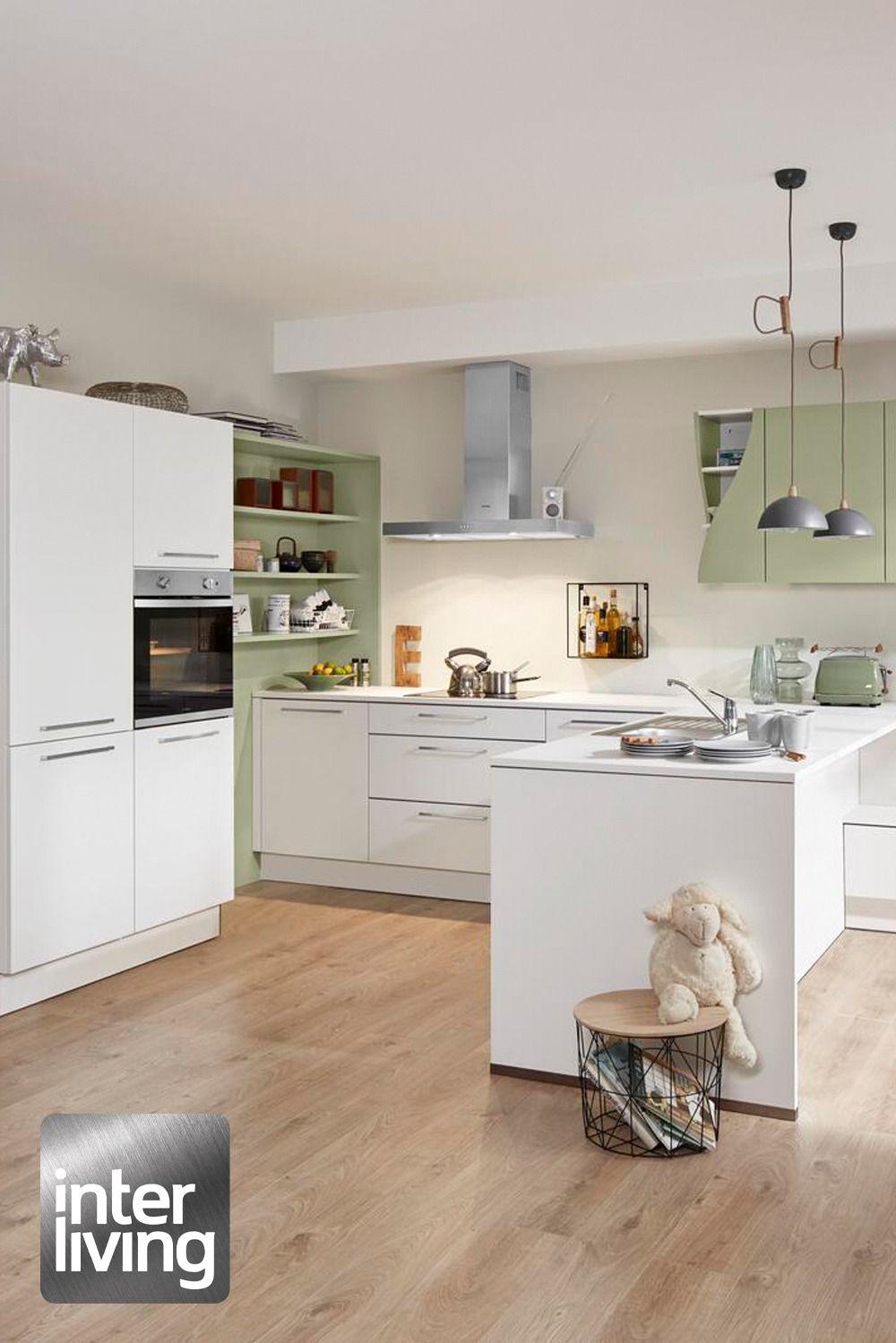 Interliving Küchen   Küche, Küchentrends, Einbauküche
