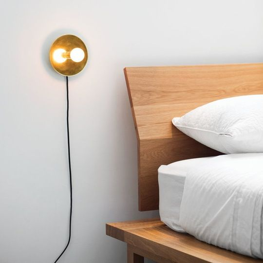 The Best Plug-in Sconces (No Electrician Needed!) | Plug ... on Sconces No Electric Plug id=73669