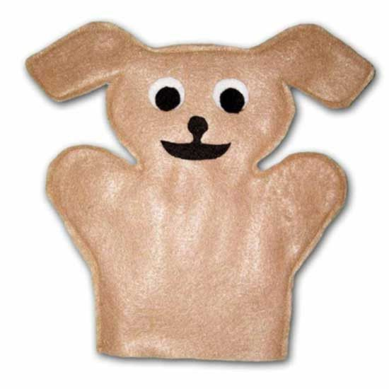 Dog Hand Puppet Sewing Pattern | Puppet, Sewing patterns and Hand sewn