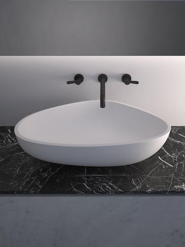 Agape Products Washbasins Drop Wash Basin Bathroom