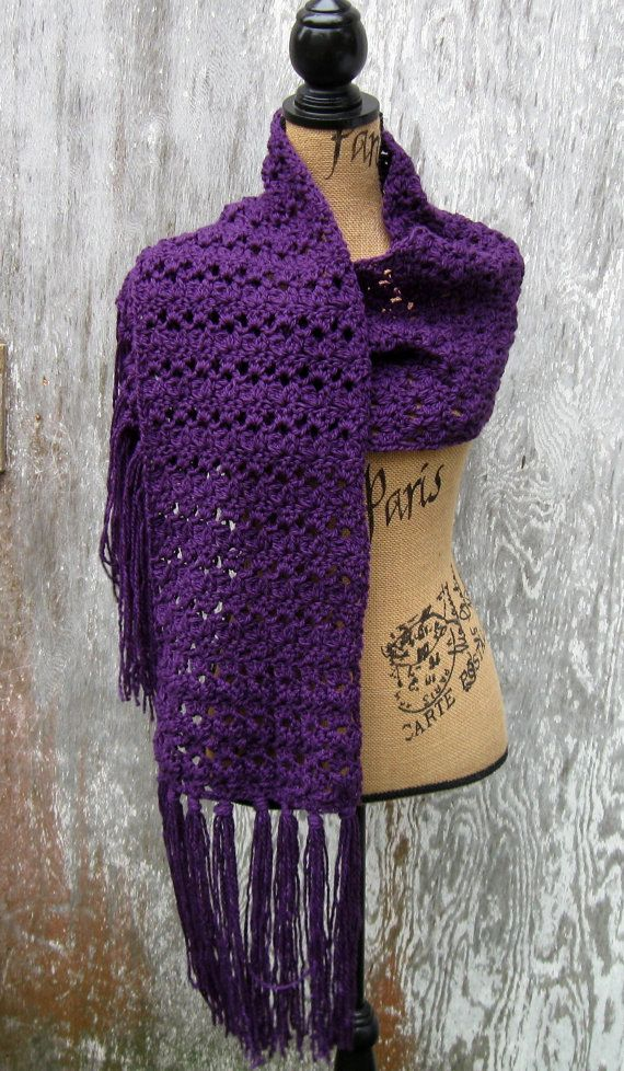 eb06f5eff Bobble Scarf Pattern Crochet Pattern Instant by NormasTreasures ...