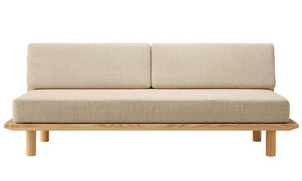 Muji Bed Google 搜尋 Muji Bed Simple Sofa Wood Sofa