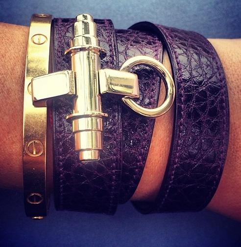 chic wrist- love this @StyleHaulSteph