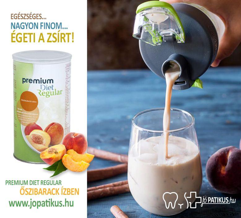 német fogyókúrás shake