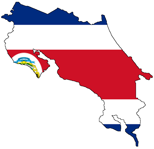 Visit costa rica country flag maps pinterest costa rica visit costa rica gumiabroncs Image collections