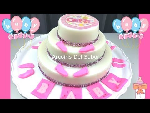 48b5e6686 BABY SHOWER ZAPATITOS CON GELATINA DE 3 SABORES - YouTube