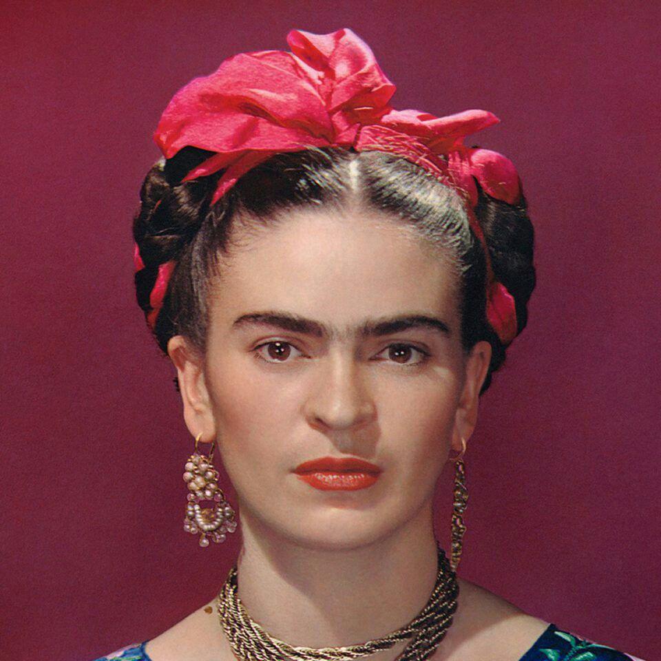 Pin by BirdGirls Rule The World! on брови in 2020 Frida