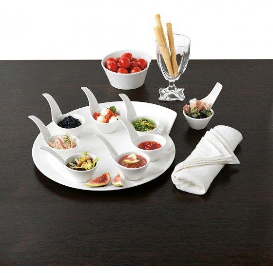 Villeroy Boch New Wave Amuse Bouche Dip Bowl 2 Oz 00 Gadgets Kitchen Cooking Happy Kitchen Fine Dinnerware