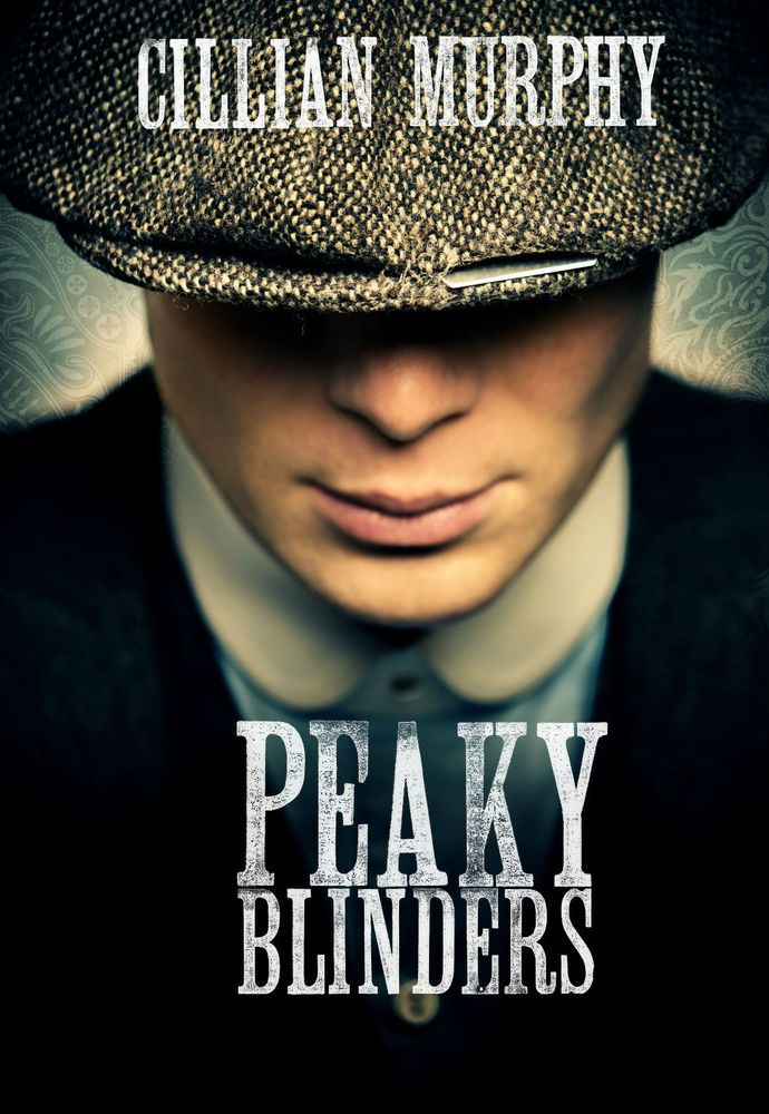 A3..A2 options 260gsm Peaky Blinders Tv Poster A5..A4