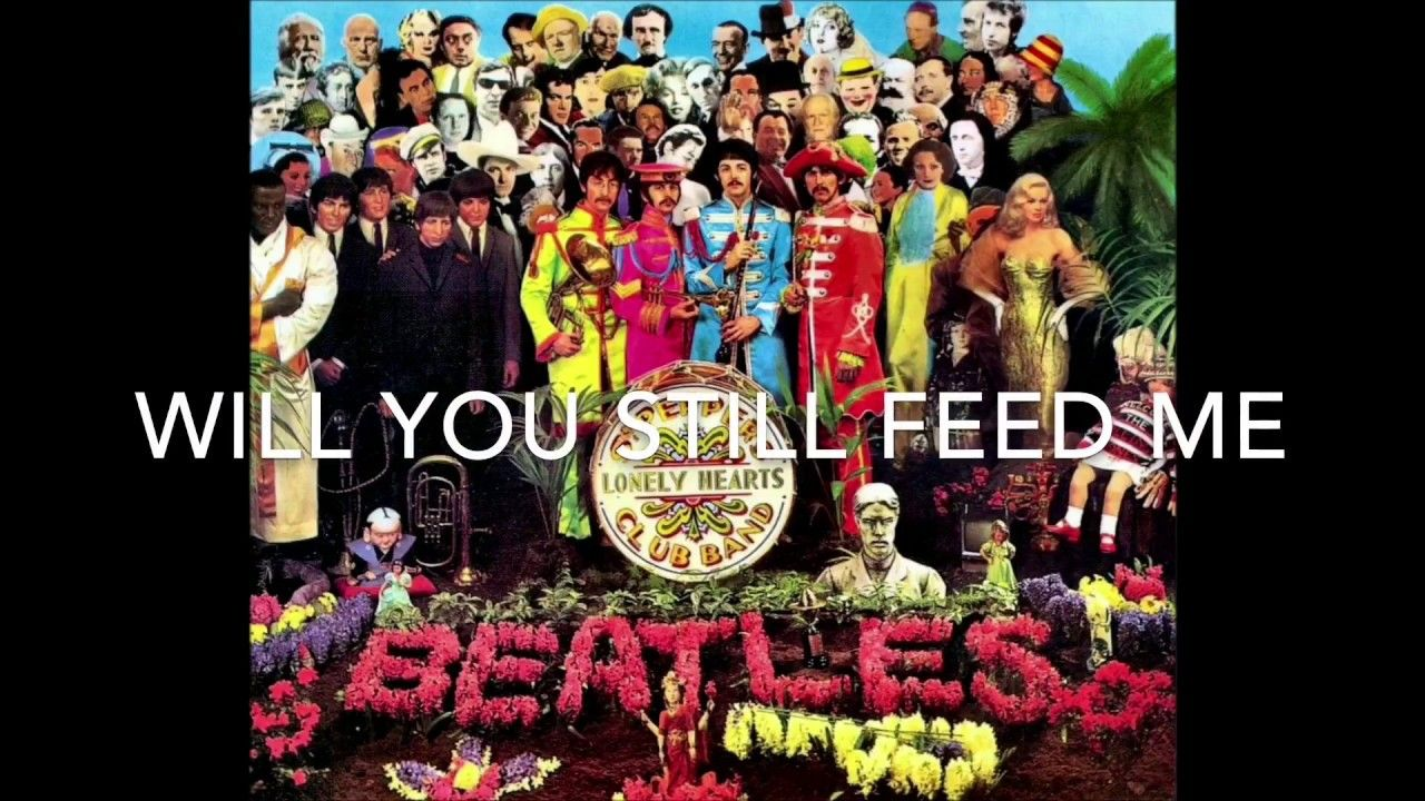 The Beatles When I M Sixty Four With Lyrics Click On Full Screen In Lower Right Corner To Watch In Full Screen 2 4 Beatles Videos The Beatles Music Clips
