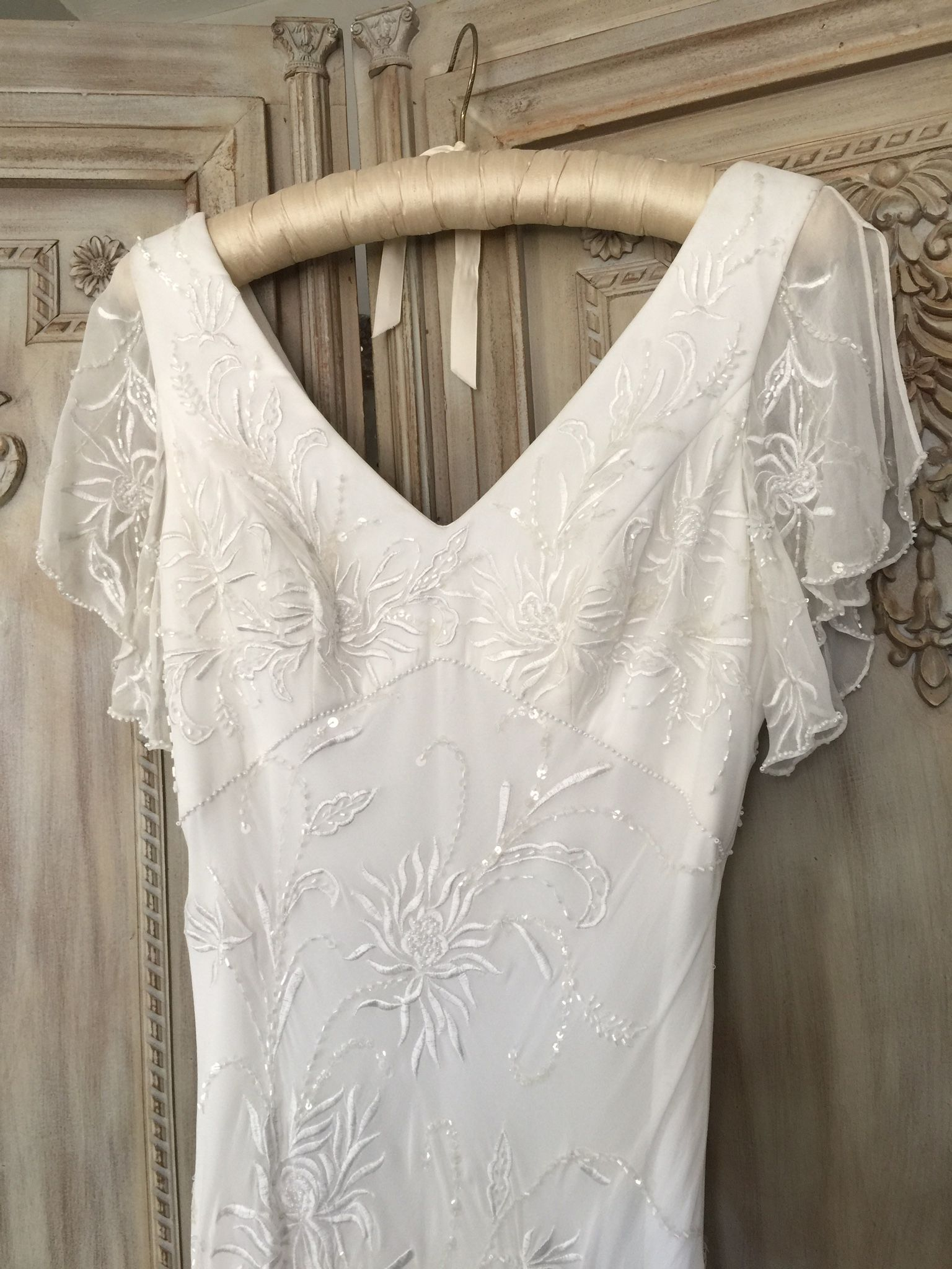 "Eliza Jane Howell ""Amelia"" brand new sample dress. £795 #bride #bridetobe #wedding #weddingdress #elizajanehowell #sampledress #london #teddington #surrey #richmond"