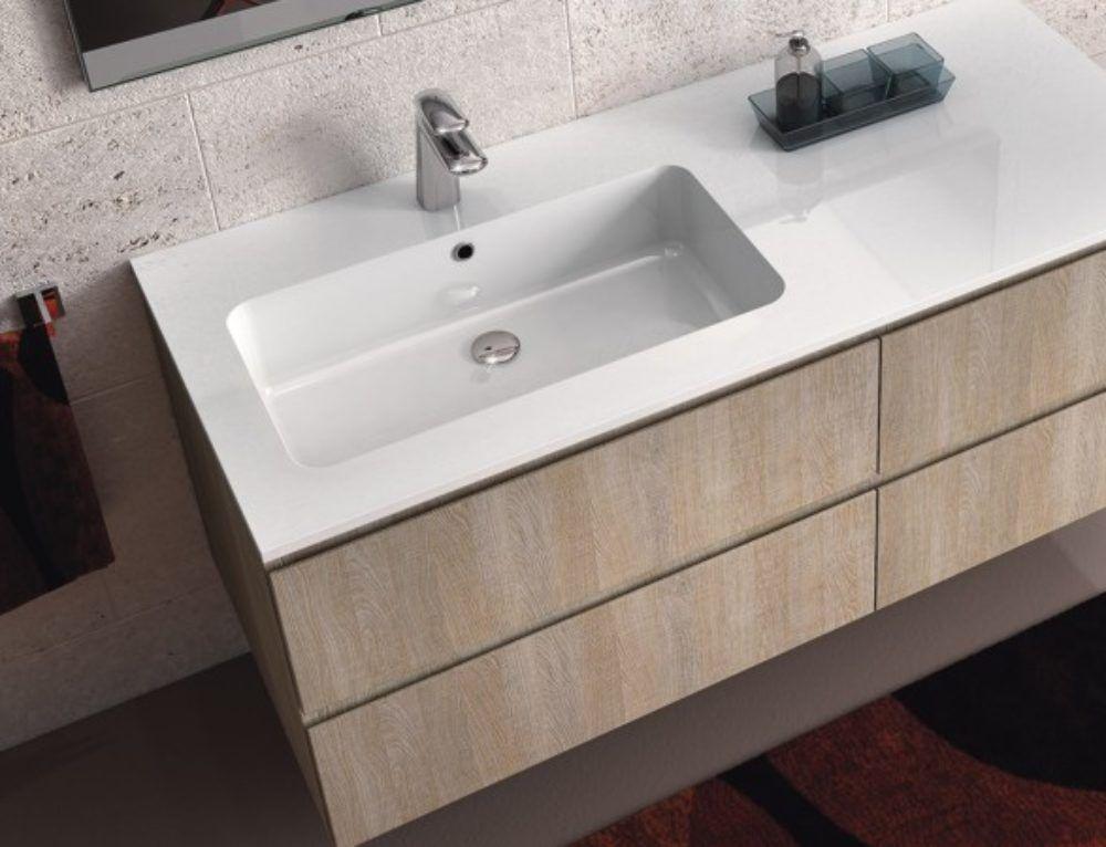 waschtisch mit unterschrank 120 cm badezimmer pinterest. Black Bedroom Furniture Sets. Home Design Ideas