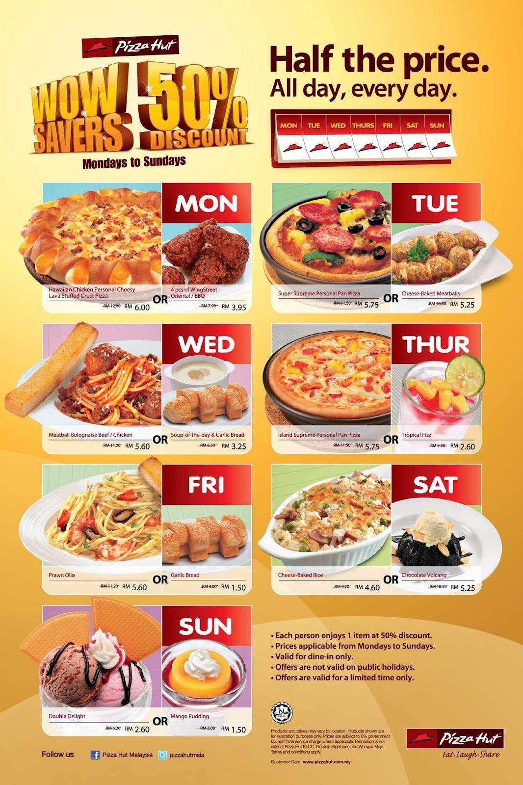 Pizza Hut Malaysia Food Food Inspiration Good Food