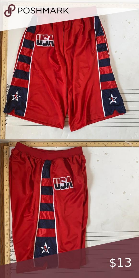 Big and Tall basketball ball shorts in