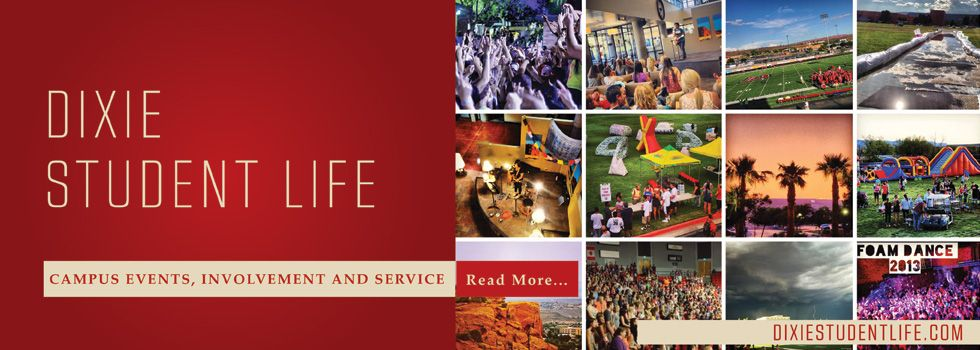 Career services campus events dixie state university