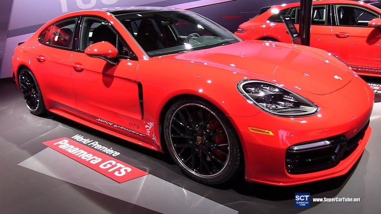 2020 The Porsche Panamera at Concept Car 2019 Porsche